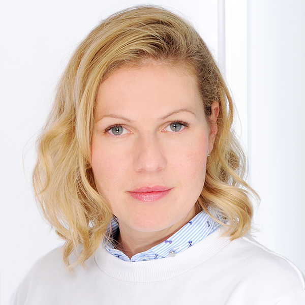 Dr. med. Janina Klinger - Fachärztin für Augenheilkunde