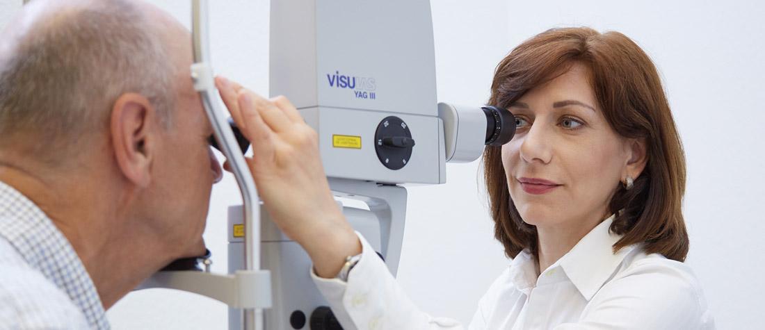 Laser - Augenarztpraxis Blankenese, Hamburg // Augenärztliche Praxisklinik Am Tierpark, Hamburg