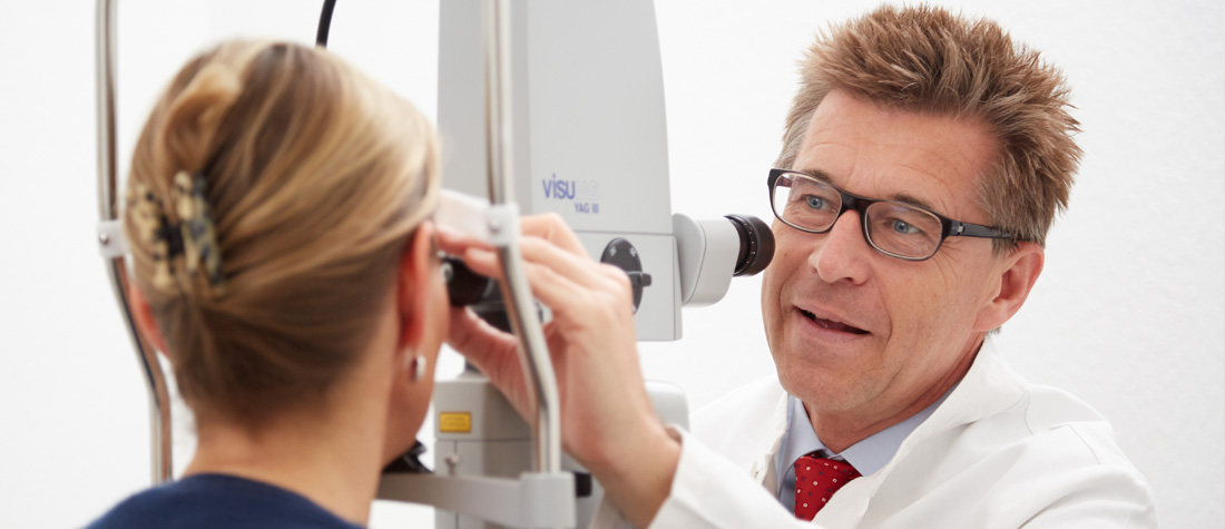 Laser, Augenarztpraxis Blankenese, Hamburg // Augenärztliche Praxisklinik Am Tierpark, Hamburg